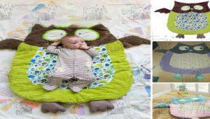 خرید تشک عروسکی کودک با طرح های فانتزی