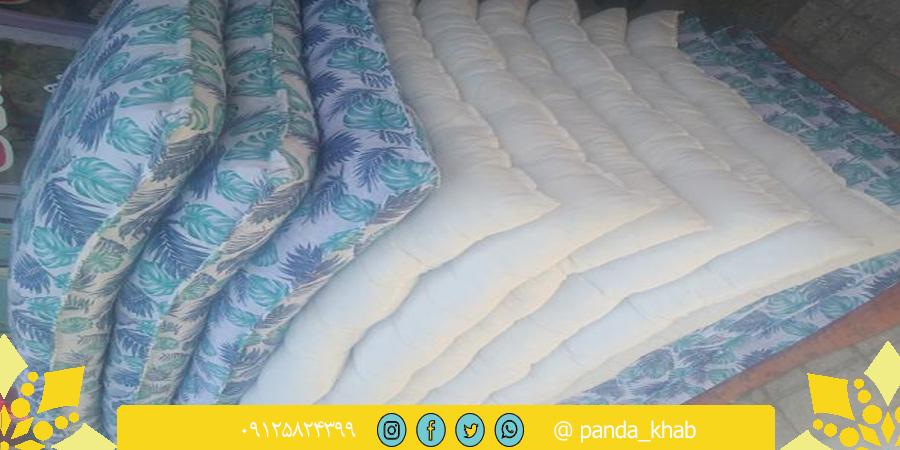 سفارش تولید تشک در شرکت پاندا
