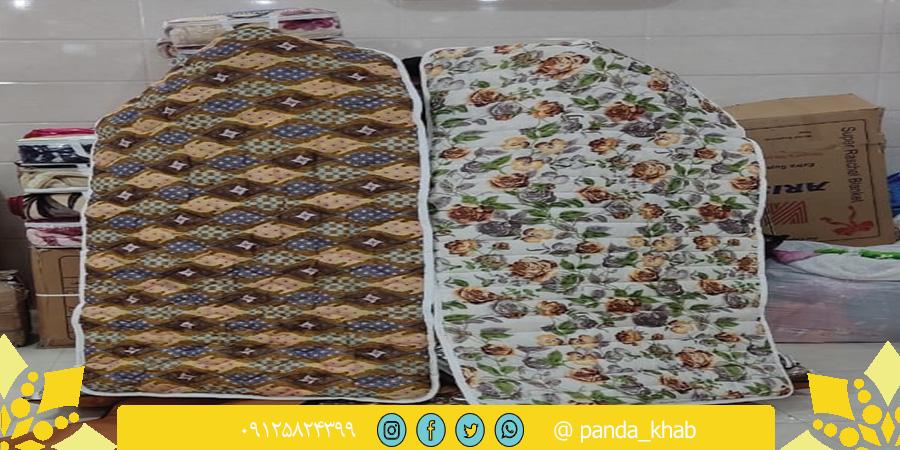 فروش مستقیم کارخانه تشک مسافرتی در اصفهان