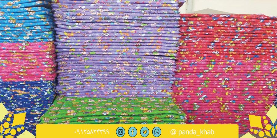 کارخانه تولید تشک مسافرتی با بهترین قیمت برای صادرات
